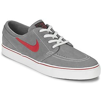 kengät Miehet Matalavartiset tennarit Nike ZOOM STEFAN JANOSKI Grey