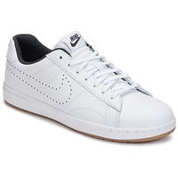 kengät Naiset Matalavartiset tennarit Nike TENNIS CLASSIC ULTRA LEATHER W White / Black