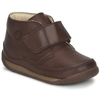kengät Pojat Bootsit Naturino  Ruskea