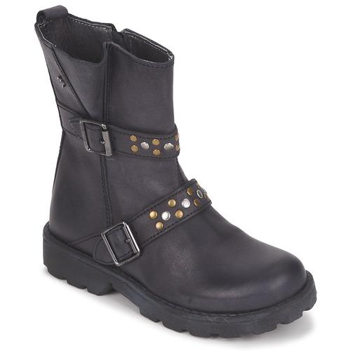 kengät Tytöt Bootsit Naturino  Black