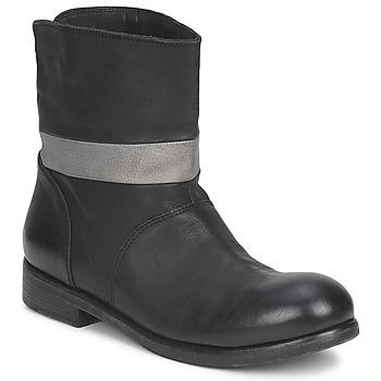 kengät Naiset Bootsit OXS RAVELLO YURES Musta