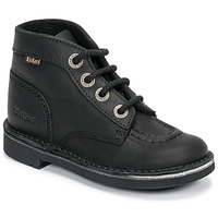 kengät Lapset Bootsit Kickers KICK COL Black
