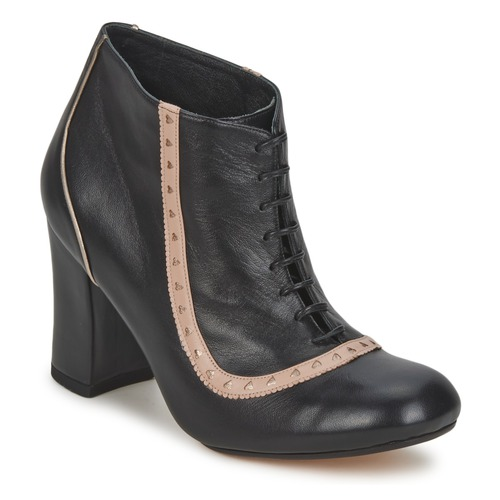 kengät Naiset Nilkkurit Sarah Chofakian SALUT Black