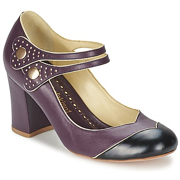 kengät Naiset Korkokengät Sarah Chofakian ZUT Bordeaux / Black