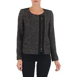 vaatteet Naiset Takit / Bleiserit Lola VIE LUREX Black / Beige