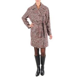 vaatteet Naiset Paksu takki Lola MORANDI IPERYON Bordeaux