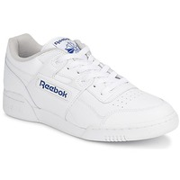 kengät Matalavartiset tennarit Reebok Classic WORKOUT PLUS White