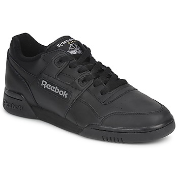 kengät Matalavartiset tennarit Reebok Classic WORKOUT PLUS Musta