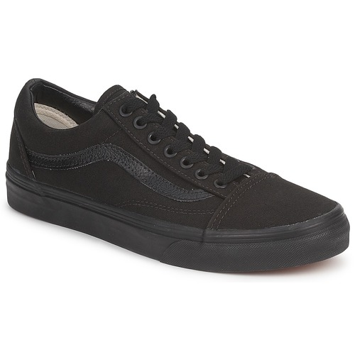 kengät Matalavartiset tennarit Vans OLD SKOOL Black / Black
