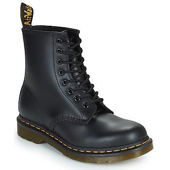 kengät Bootsit Dr Martens 1460 8 EYE BOOT Musta