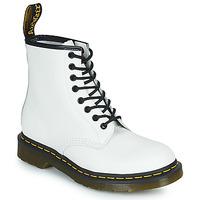 kengät Bootsit Dr Martens 1460 White