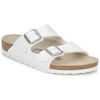 kengät Sandaalit Birkenstock ARIZONA Valkoinen