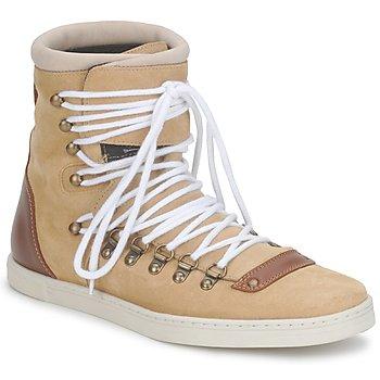 kengät Miehet Bootsit Swear DUKE Choc / Ruskea / Luonto / Luonto