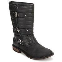 kengät Naiset Bootsit UGG TATUM Musta