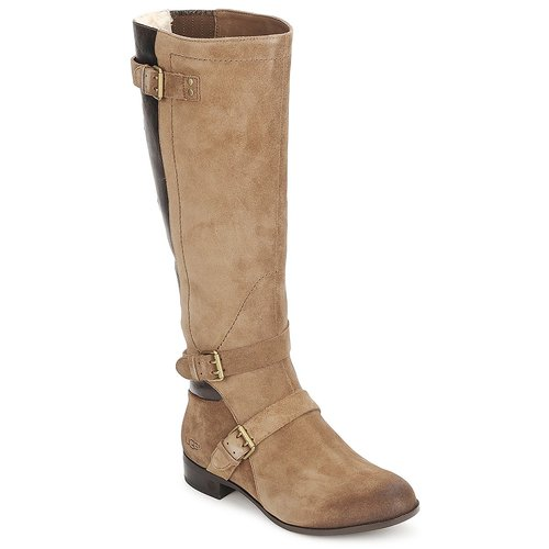 kengät Naiset Saappaat UGG CYDNEE Fawn