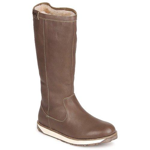 kengät Naiset Bootsit EMU LEEVILLE Sieni