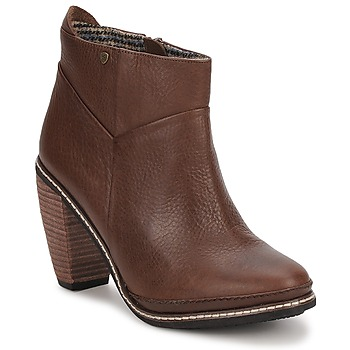kengät Naiset Nilkkurit Feud LIGHT Brown