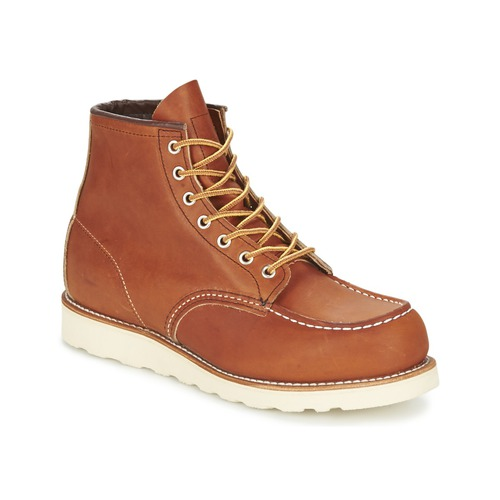 kengät Miehet Bootsit Red Wing CLASSIC Brown