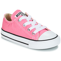 timeless design 54607 45e26 kengät Tytöt Matalavartiset tennarit Converse CHUCK TAYLOR ALL STAR CORE OX  Pink