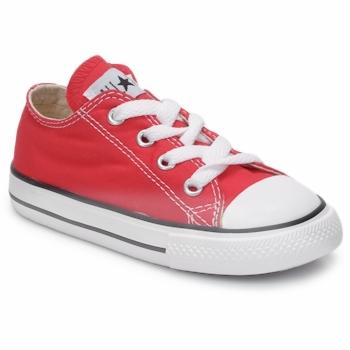 kengät Lapset Matalavartiset tennarit Converse ALL STAR OX Red