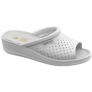 kengät Miehet Sandaalit Sanital  Valkoinen