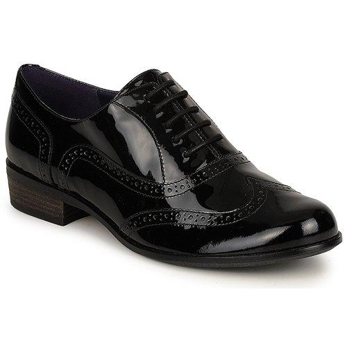 kengät Naiset Derby-kengät Clarks HAMBLE OAK Black