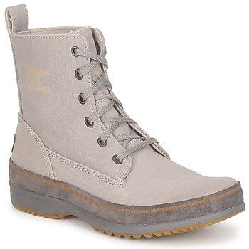 kengät Miehet Bootsit Sorel  Grey