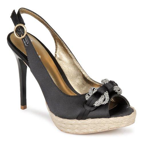 kengät Naiset Sandaalit ja avokkaat Bourne VERITY Musta