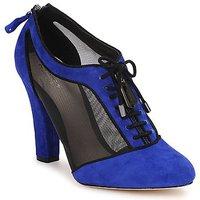 kengät Naiset Nilkkurit Bourne PHEOBE Sininen