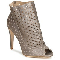 kengät Naiset Nilkkurit Bourne RITA Silver