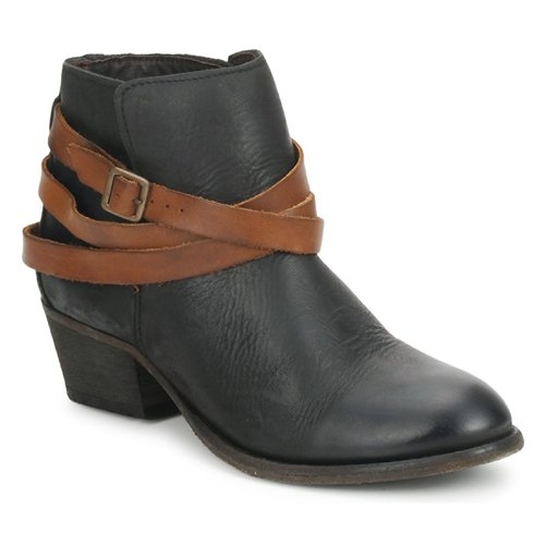kengät Naiset Nilkkurit Hudson HORRIGAN Black