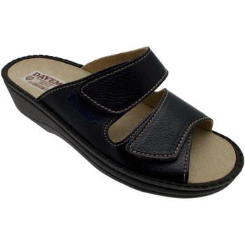 kengät Miehet Sandaalit Davema DAV198b blu