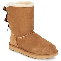 kengät Naiset Bootsit UGG BAILEY BOW II Chataigne