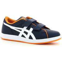 kengät Lapset Matalavartiset tennarit Onitsuka Tiger Larally PS Blue