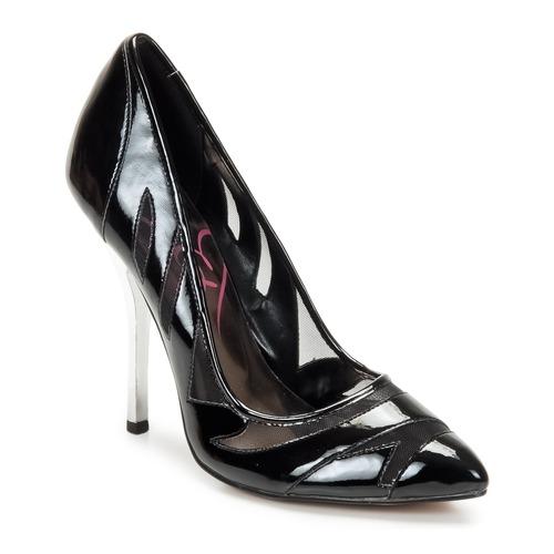 kengät Naiset Korkokengät Lipsy SABRINA Musta