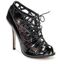 kengät Naiset Sandaalit ja avokkaat Lipsy SHEZZA Musta