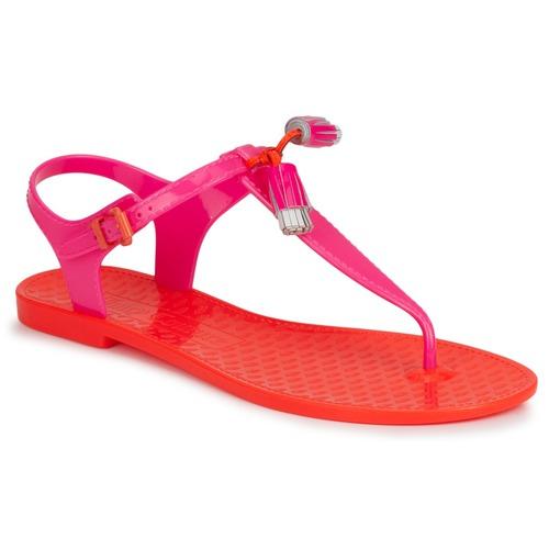 kengät Naiset Sandaalit ja avokkaat Juicy Couture WISP Neon / Pinkki