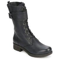 kengät Naiset Saappaat Unisa BLACK Musta