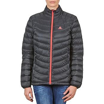 vaatteet Naiset Toppatakki Salomon Jacket HALO DOWN JACKET W BLACK Black