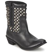 kengät Naiset Bootsit Friis & Company DUBLIN JANI Black