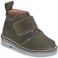 kengät Lapset Bootsit Citrouille et Compagnie ISINI Grey
