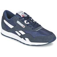 kengät Miehet Matalavartiset tennarit Reebok Classic CLASSIC NYLON Blue
