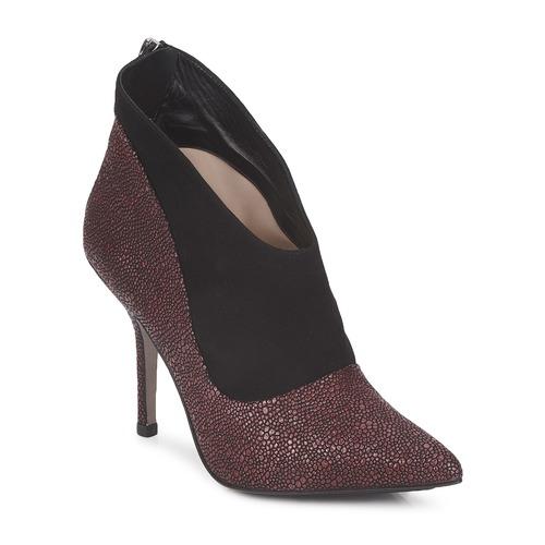 kengät Naiset Nilkkurit Paco Gil BILINE Bordeaux / Black
