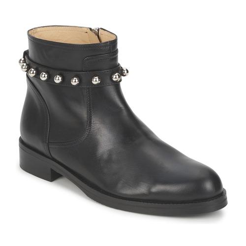 kengät Naiset Bootsit Moschino Cheap & CHIC CA21102MOYCE0000 Black
