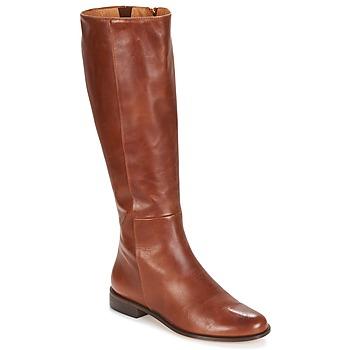 kengät Naiset Saappaat Fericelli LUCILLA Camel