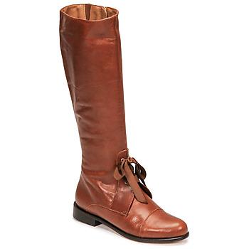 kengät Naiset Saappaat Fericelli MAURA CAMEL