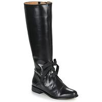 kengät Naiset Saappaat Fericelli MAURA Black