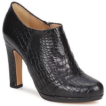 kengät Naiset Nilkkurit Fericelli OMBRETTA Black