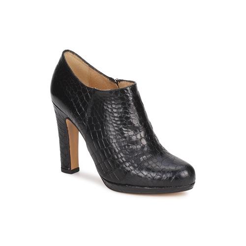 kengät Naiset Nilkkurit Fericelli OMBRETTA Musta