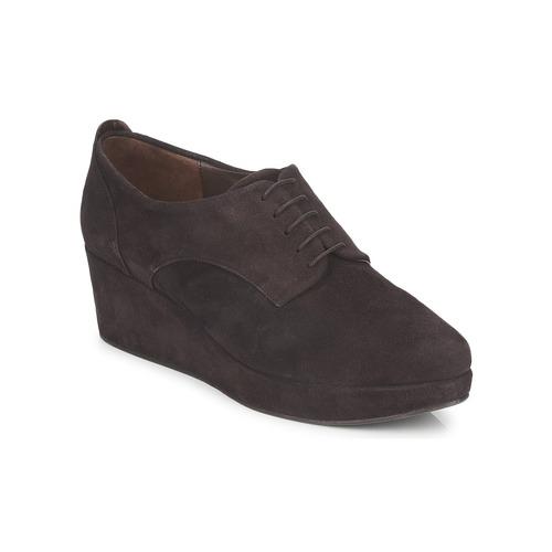 kengät Naiset Derby-kengät Coclico PEARL Brown